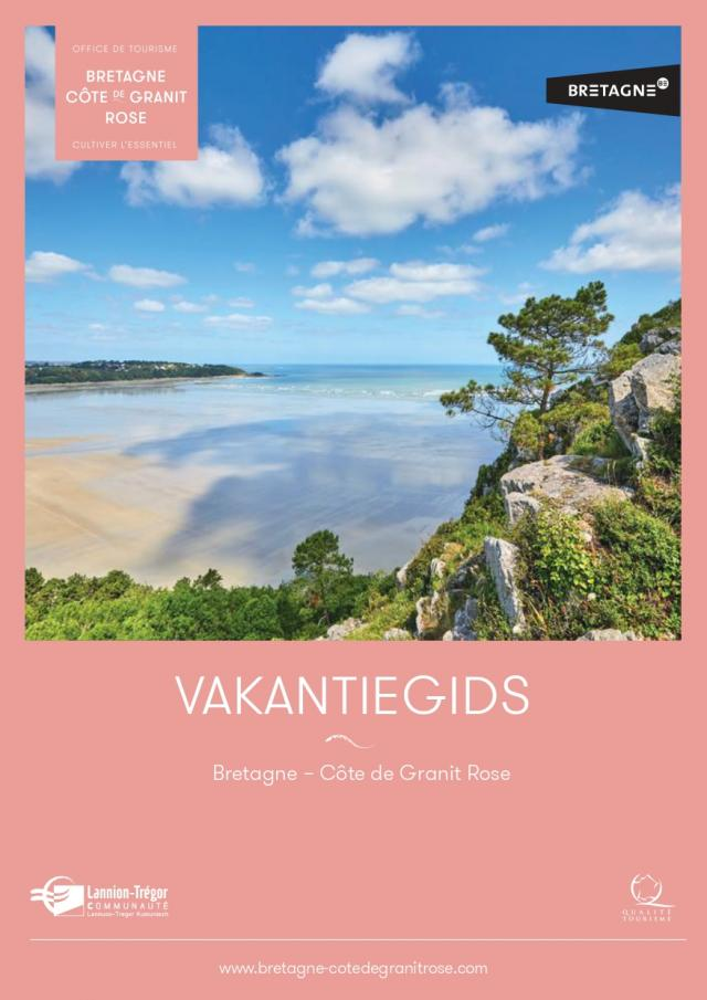 Vakantiegids - guide en néerlandais