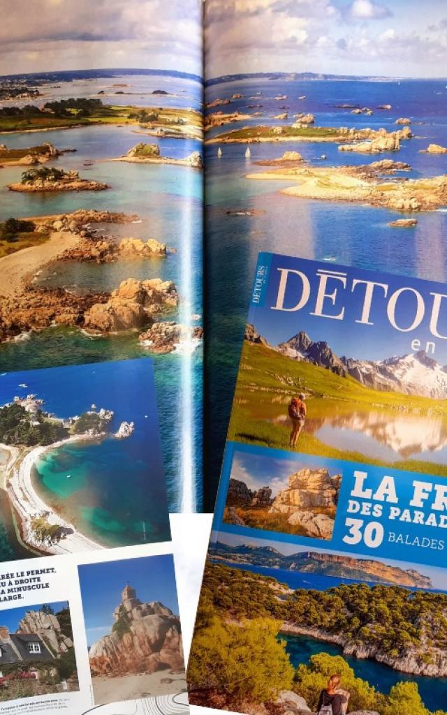 Couv Détour En France