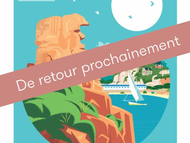 Affiche Trébeurden Rupture