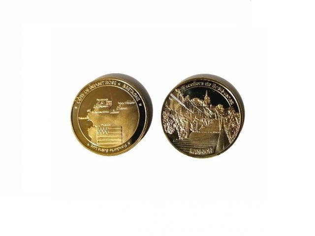 Médaille du souvenir de Lannion