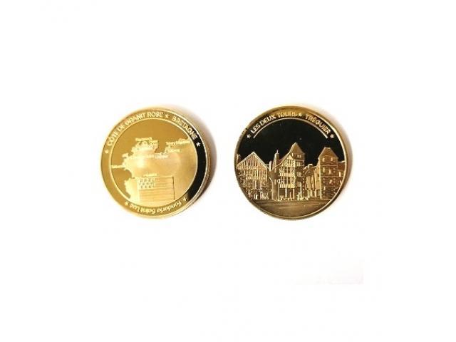 Médaille du souvenir de Tréguier